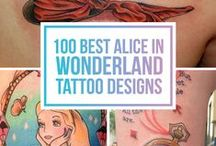 Alice In Wonderland / Cool Alice in Wonderland related images