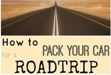 Road Trippin' / All things Road Trip..where to go, what apps to use, hacks & advice.