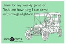 Car Humor / It's funny like a clown, but with cars. :)