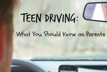 Teen Drivers & Distracted Driving / Help for parents with teen drivers or soon to be drivers. Plus, all the distracted driving stuff I pin, not to scare you, but so hopefully, so we can scare the kids out of participating in distracted driving activities.