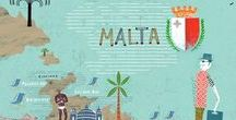REISE | Malta / A collection of must see places to visit in Malta: Mdina, Valletta, the Three Cities, Blue Lagoon, Game of Thrones sights etc