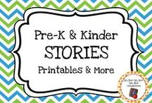 Children Stories / Activities and printables for popular children stories to add to your preschool or kindergarten story unit curriculum.