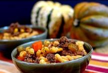 One Pot Wonders / Soups and crockpot meals