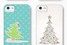 Case with Seasonal Designs / Ahhh, Christmas is here! Enjoy this cool, fun, and joyful collection and bring the feel and protection for your iPhone that you deserve!