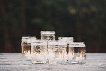Wedding Details / Les petits détails du mariage qui font la différence : bouquets, fleurs, porte alliances, bougies, etc.