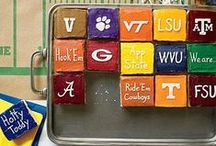 Tailgate Central / Find the best tailgating fare for football season. / by Southern Living