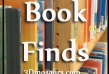 Reading Themes for Kids / Book activities and theme book round ups. / by Cassie Osborne (3Dinosaurs.com)