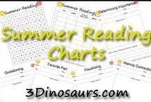 Summer Activities / Summer crafts, activities and printables. / by Cassie Osborne (3Dinosaurs.com)
