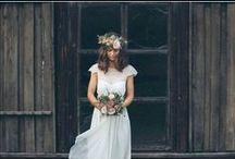 wedding robe / De jolies inspirations pour trouver LA robe de son mariage.