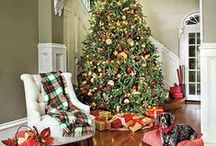 Christmas Decorating / Our best wreaths, mantels, trees, and front entry decorating ideas. / by Southern Living