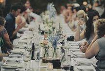 Wedding decor / Des jolies idées déco pour son mariage