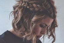 Hair / Jolies coupes et coiffures