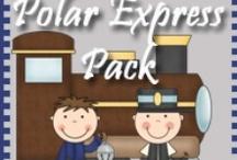 Polar express / by Cassie Osborne (3Dinosaurs.com)