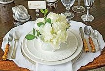 Southern Tablescapes / Find beautiful and inspiring ideas for setting your table.  / by Southern Living