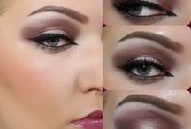 Complete Makeup Looks / Beautiful complete looks. Find your every day inspiration.