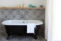 Bathroom / Inspirations pour la salle de bain