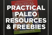 Practical Paleo Resources and Freebies