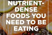 Nutrient-dense foods you need to be eating.