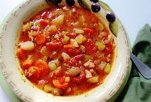 #SOUP LOVE / delicious soups, chowders, and stews