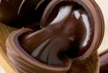 """#CHOCOLATE LOVE / """"All you need is love. But a little chocolate now and then doesn't hurt."""""""