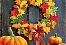 Halloween and Thanksgiving Ideas / Halloween, Thanksgiving and Autumn Ideas for food, parties, kids and more!