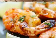 #SHRIMP LOVE / all kinds of shrimp dishes, and appetizers