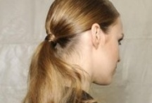 Long Hairstyles Ponytails / by Hair and Beauty Tips
