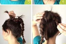 Hair Tutorials / Lovely hair tutorials / by Hair and Beauty Tips