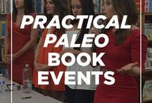 """Practical Paleo"" Book Events"