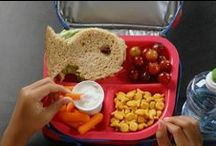 Food - School Lunches / Healthy lunches, for kids and adults! / by Erma Rutter