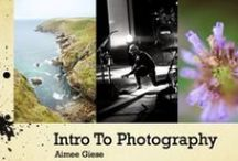 Photography stuff that I should know
