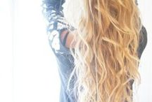 Hair....wish I had!