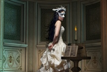 Story: Masquerade, Keys / Masks, skeleton keys, dresses, ballrooms... / by Bethany Hart