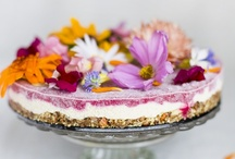 FFF Edible Flowers / by Fabulous Food Fan