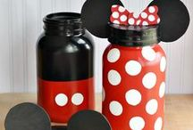 Mickey and Minnie Party Ideas / Great ideas for  party cakes, decorations, printables,  food and more!