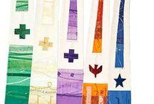 LITURGICAL YEAR & Religious Art / Following the Christian Calendar / by Sharolyn Newington