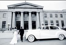 Real Weddings at LIUNA