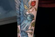 Tattoo Inspiration / Because I've always wanted to get one, legally this time.