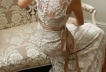 Bridal Dresses / Wedding things that caught my eye / by Miss Clemmie Bridal Accessories