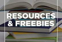 Resources and Freebies