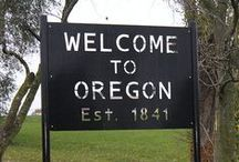 Oregon ....My home❥ه☂ه☔