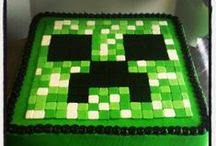 Minecraft Party Ideas / Great ideas for Minecraft party cakes, decorations, printables,  food and more!