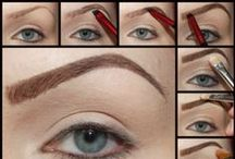 Eyebrow Grooming 101 / Preen.Me's best looks to help you perfect and groom your brows like a pro.