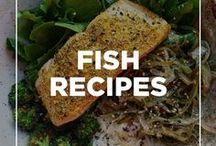 Fish Recipes / Paleo-grain-free meals