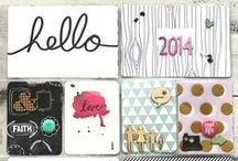 Memories & More / Inspiration for creating Project Life layouts using the cards and journaling