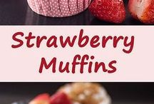 MUFFIN MAN / The term muffin typically refers to an individual sized quick bread product which can be sweet or savory. The typical American muffin is similar to a cupcake in size and cooking methods. Wikipedia