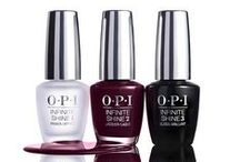 OPI Infinite Shine / A select number of Preen.Me Nail Artists were chosen to receive OPI Infinite Shine nail polish and were challenged to share with us their beautiful nail looks.
