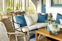 Summer Fun / We're hosting a pinning party with the Home Decorators Collection! Join us on Wednesday July 8 at 6 p.m. EST. as we share the best in summer home inspiration.  / by Southern Living