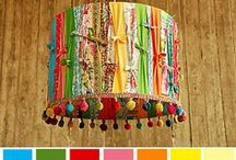 Lamps & Shades / Get a simple style overhaul with a fresh out of the box new light shade. A large collection of lamps and lamp shades, wall lamps, tiffany lamps, desk lamps and more. Also includes DIY Lamps and DIY Lamp shades