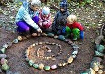 Kindergarden and homeschooling ideas / Kindergarden/homeschooling ideas- Waldorf inspired